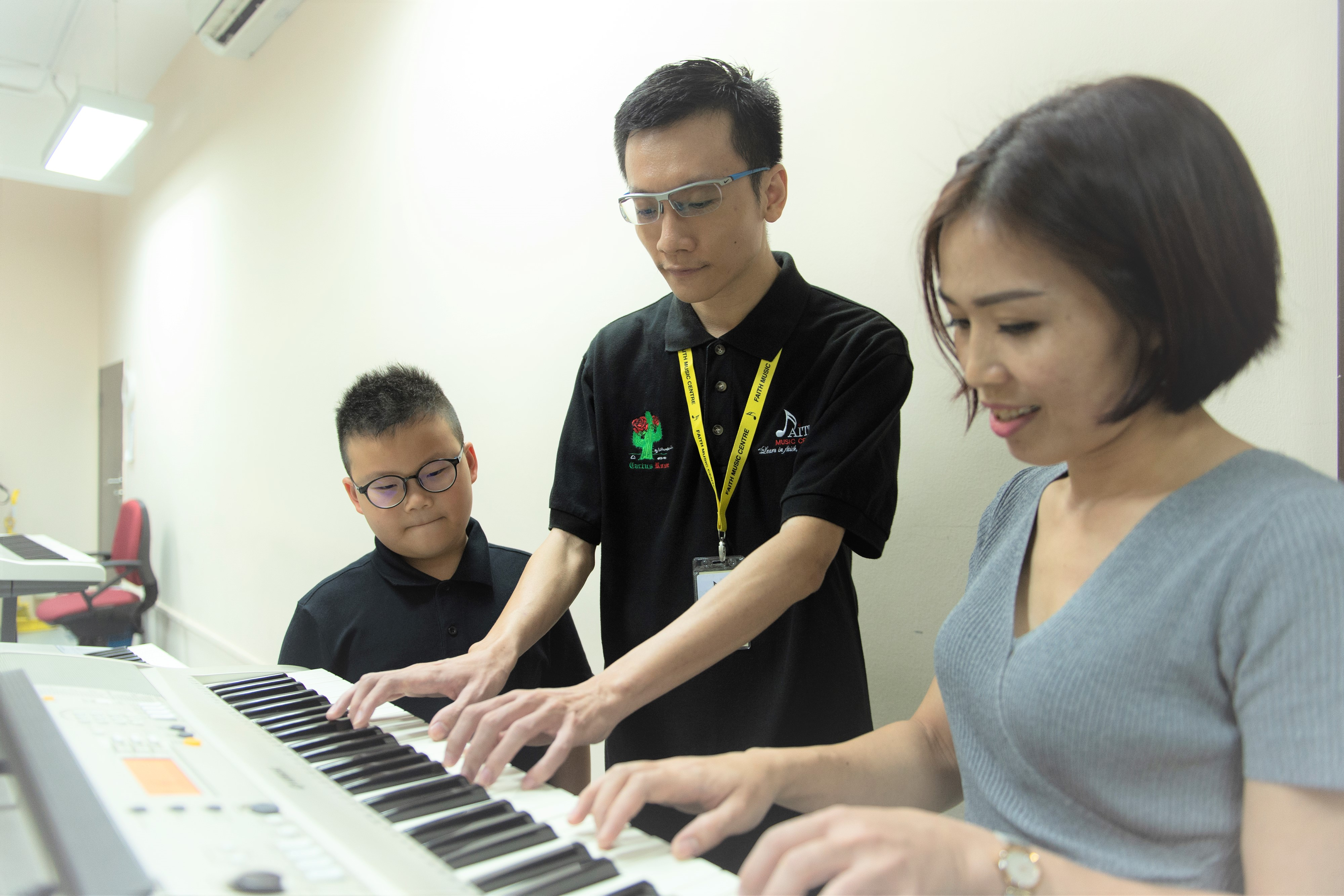 Faith Music Centre: Fine Tuning Music Ability