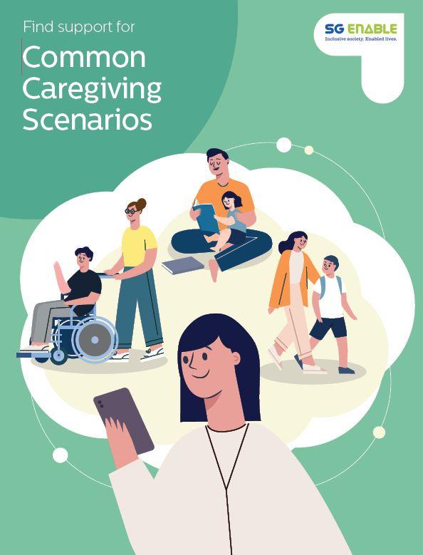 Find Support for Common Caregiving Scenarios