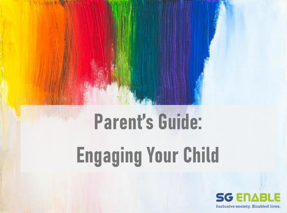 Parent's Guide: Engaging Your Child