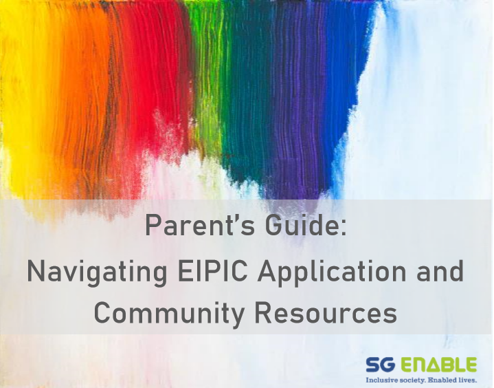 Parent's Guide: Navigating EIPIC Application and Community Resources