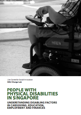 People with Physical Disabilities in Singapore