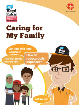 Caring for my family (PA)