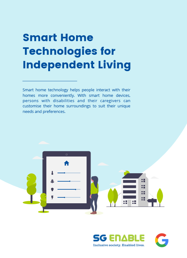 Smart Home Technologies for Independent Living